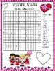 Valentine's Day Activity Word Search