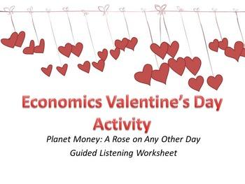 Valentine's Day Activity for Economics