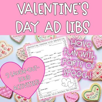 Valentine's Day Ad Libs