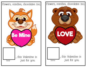 Valentine's Day Adapted Book Bundle