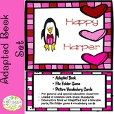 Valentine's Day Adapted Book Set