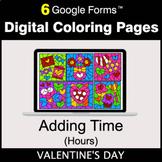 Valentine's Day: Adding Time (Hours) - Google Forms | Digi
