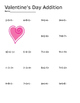 Valentine's Day Addition