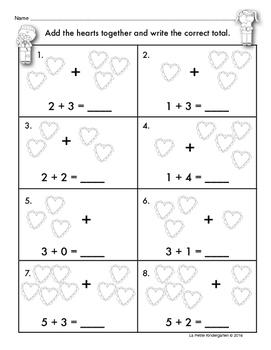 Valentine's Day Addition Page