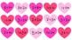 Valentine's Day Addition Sum Sort