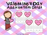 Valentine's Day Addition to 10 Task Cards