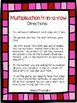 Valentine's Day Addition and Multiplication 4-in-a-row Games