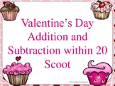Valentine's Day Addition and Subtraction