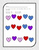 Valentine's Day Addition and Subtraction Puzzles