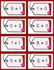 Valentine's Day Addition and Subtraction Task Cards - with Touchpoints