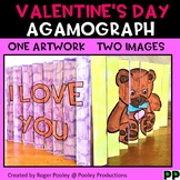 Valentine's Day Agamograph, 21 Combinations