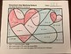 Valentine's Day Algebra Mystery Picture: One Step Equations: ADDITION