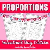 Valentine's Day Algebra - Proportions