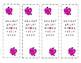 Valentine's Day Alphabet Bookmarks Freebie