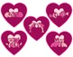 Valentine's Day Animal Love Hearts Reward (VIPKID)