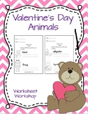 Valentine's Day Animals