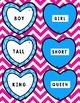 Valentine's Day Antonyms and Synonyms