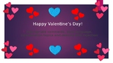 Valentine's Day Appropriate Comments Lesson