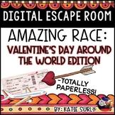 Valentine's Day Around the World DIGITAL Escape Room: Amaz