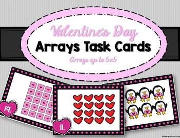 Valentine's Day Arrays