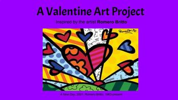 Valentine's Day Art, Bulletin Board, Substitute, Heart, February, Project,