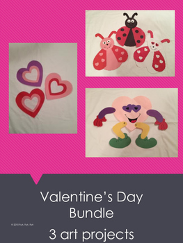 Valentine's Day Art Bundle