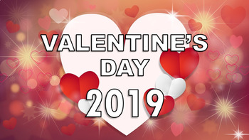 Valentine's Day Assembly / Lesson – Quiz, Activity, St, 2018, Presentation
