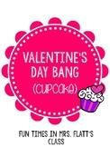 "Valentine's Day ""BANG"" Math Game"