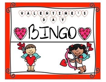 Dollar Deal - Valentine's Day BINGO