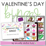 Valentine's Day BINGO {Differentiated For k-5th Grade or Ability}