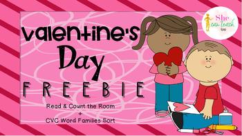 Valentine's Day BUNDLE- FREEBIE