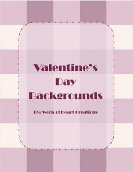 Valentine's Day Background Sample Pack