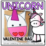 Valentine's Day Bag Unicorn Style