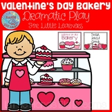Valentine's Day Bakery Dramatic Play