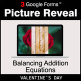 Valentine's Day: Balancing Addition Equations - Google For