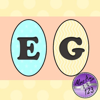 Easter Banner and Coloring/Colouring Pages