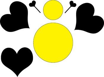 Valentine's Day *  Bee Mine * Craft