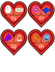 Valentine's Day Beginning Sounds Puzzles: A Literacy Center Activity