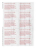 Valentine's Day Bible Verse Sequence Activity