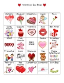 Valentine's Day Bingo: 30 Cards!
