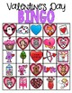 Valentine's Day Bingo--Holiday Game for PK-2