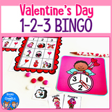 Valentine's Day Bingo & Literacy Center Set
