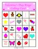 Valentine's Day Bingo * Love * Hearts * Fun