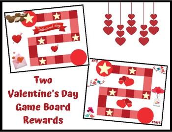 Valentine's Day Board Game Rewards (VIPKID)