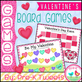 Valentine's Day Board Games