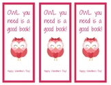 Valentine's Day Bookmark