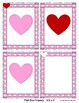 Valentine's Day Borders and Backgrounds BUNDLE (Circle Frame, Dice, and Variety)