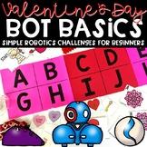 Valentine's Day Bot Basics {Robotics for Beginners}