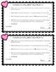 Valentine's Day Box - Math Themed