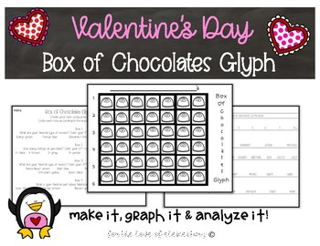 Valentine's Day Box of Chocolates Glyph
